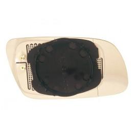 Glace et Support Retroviseur SEAT ALHAMBRA 2000-2010 - Droit - Degivrage - Bombee