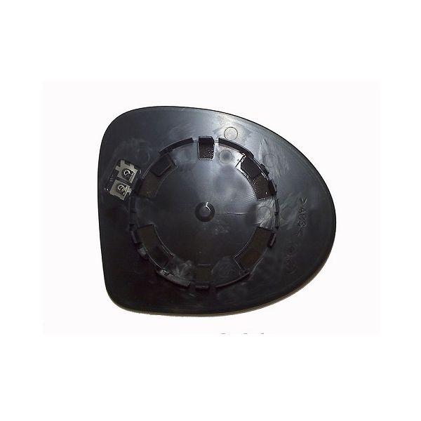 glace et support pour retroviseur renault twingo 06 2007 12 2011 droit degivrant bombee. Black Bedroom Furniture Sets. Home Design Ideas