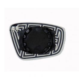 Glace et Support Retroviseur SEAT MII 06/2012- - Gauche - Degivrant - Aspherique
