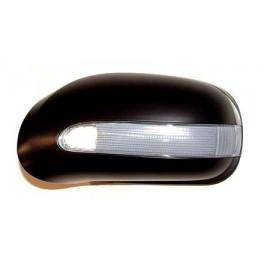 Coque Noir Retroviseur MERCEDES CLASSE S 1998-2003 (W220) - Gauche - CIPA